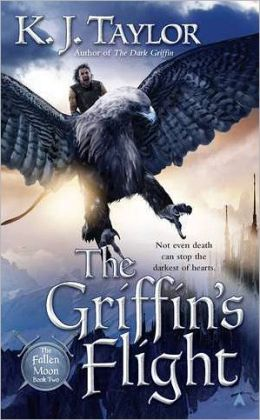 The Griffin's Flight (Fallen Moon Series #2)