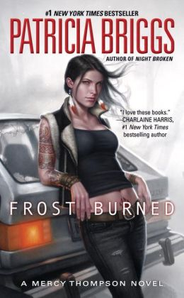 Frost Burned (Mercy Thompson Series #7)