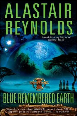 Blue Remembered Earth (Poseidon's Children Series #1)