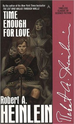 Time Enough for Love: The Lives of Lazarus Long