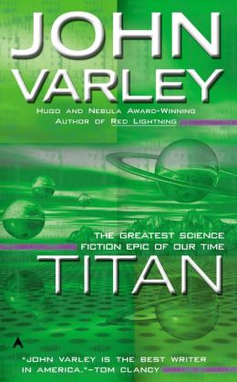 Titan (Gaean Trilogy Series #1)