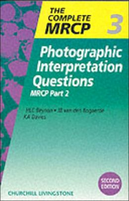Photographic Interpretation Questions: MRCP Part 2