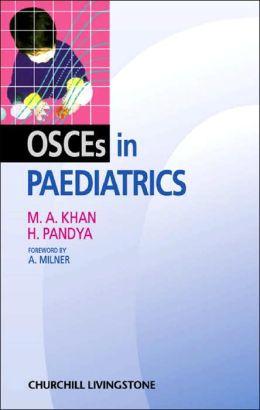 OSCE's in Paediatrics