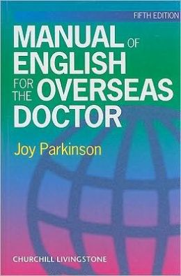 Manual of English for the Overseas Doctor