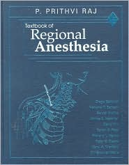 Textbook of Regional Anesthesia