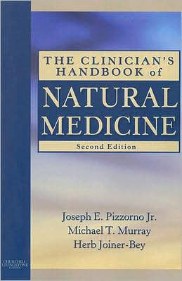 The Clinician's Handbook of Natural Medicine