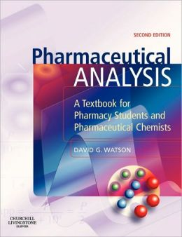 Pharmaceutical Analysis