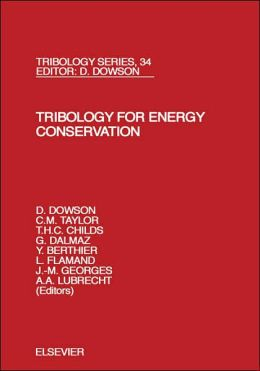 Tribology for Energy Conservation