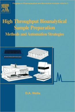 High Throughput Bioanalytical Sample Preparation: Methods and Automation Strategies