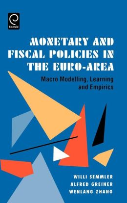 Monetary And Fiscal Policies In The Euro-Area