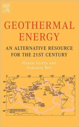 Geothermal Energy: An Alternative Resource for the 21st Century
