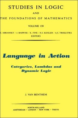 Language in Action: Categories, Lambdas and Dynamic Logic