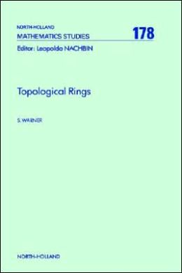 Topological Rings