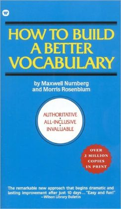 how to build a better vocabulary by maxwell nurnberg pdf