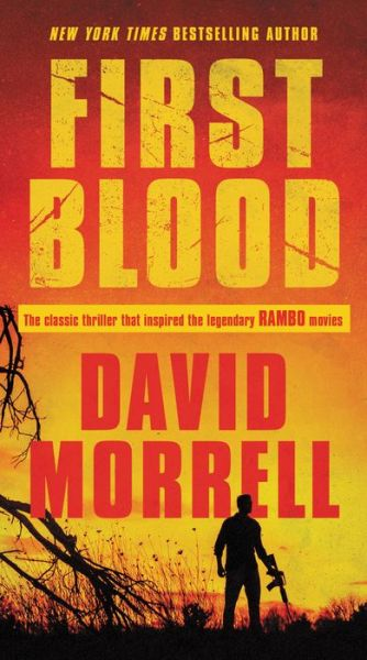 Book downloads in pdf format First Blood