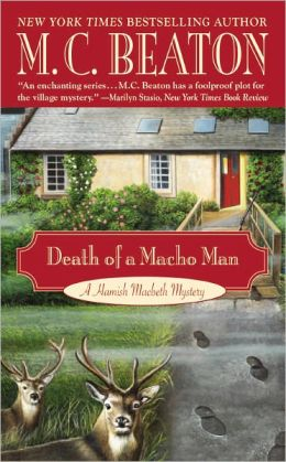 Death of a Macho Man (Hamish Macbeth Series #12)