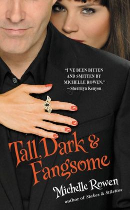 Tall, Dark and Fangsome (Immortality Bites Series #5)