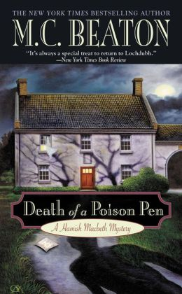 Death of a Poison Pen (Hamish Macbeth Series #19)