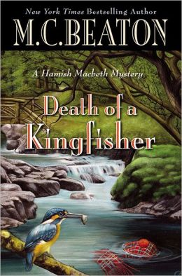 Death of a Kingfisher (Hamish Macbeth Series #27)