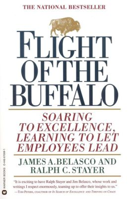 Flight of the Buffalo: Soaring to Excellence, Learning to Let Employees Lead
