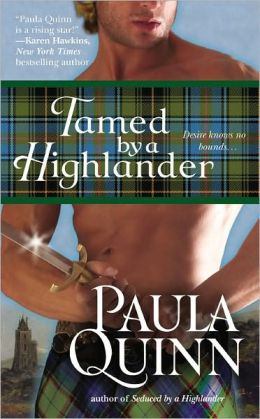 Tamed by a Highlander (Children of the Mist Series #3)