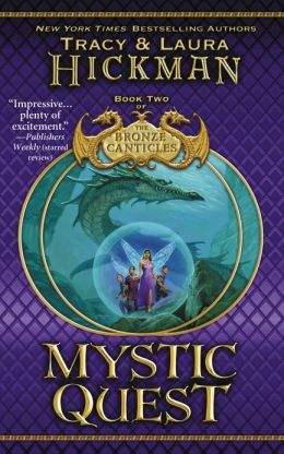 Mystic Quest (Bronze Canticles Series #2)