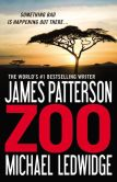 Book Cover Image. Title: Zoo, Author: James Patterson