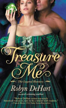 Treasure Me (Legend Hunters Series #3)