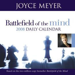 Battlefield of the Mind 2008 Daily Calendar
