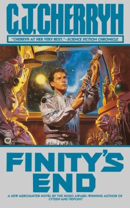 Finity's End (Merchanter #4)