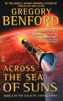 Across the Sea of Suns (Galactic Center Series #2)