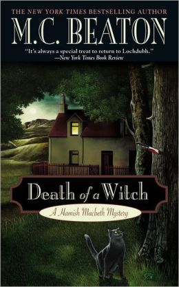 Death of a Witch (Hamish Macbeth Series #24)