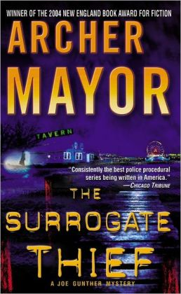 The Surrogate Thief (Joe Gunther Series #15)