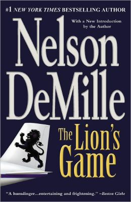 The Lion's Game (John Corey Series #2)
