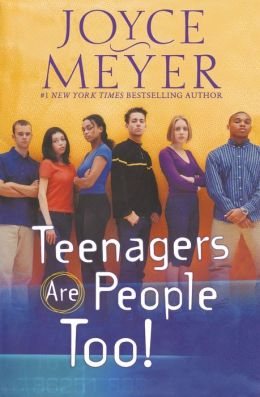 Teenagers Are People Too