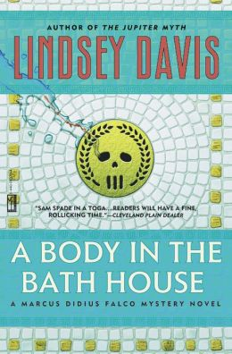 A Body in the Bathhouse (Marcus Didius Falco Series #13)