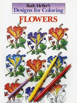 Designs for Coloring - Flowers