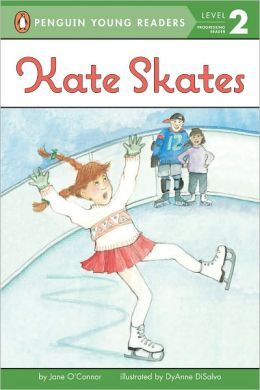 Kate Skates (All Aboard Reading Series: Level 1)