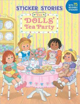 The Dolls' Tea Party