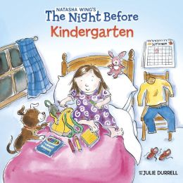The Night Before Kindergarten (Reading Railroad Books Series)