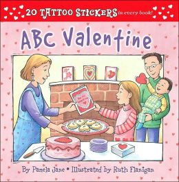 ABC Valentine: Red Hearts and Sweet Tarts