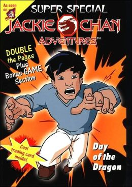 Super Special (Jackie Chan Adventures Series)
