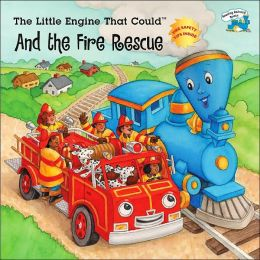 The Little Engine that Could and the Fire Rescue (Reading Railroad Books Series)