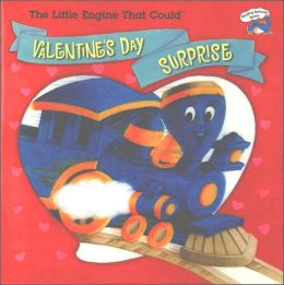 The Little Engine that Could Valentine's Day Surprise