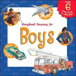 Storybook Treasury for Boys
