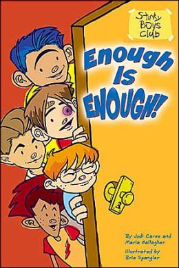 Enough Is Enough!