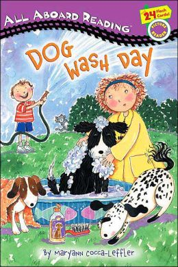 Dog Wash Day: All Aboard Picture Reader
