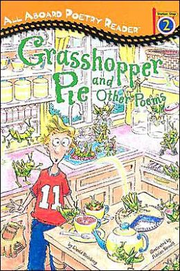 Grasshopper Pie (GB): All Aboard Poetry Reader