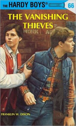 The Vanishing Thieves (Hardy Boys Series #66)