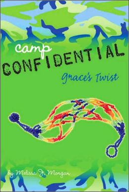 Grace's Twist (Camp Confidential Series #3)